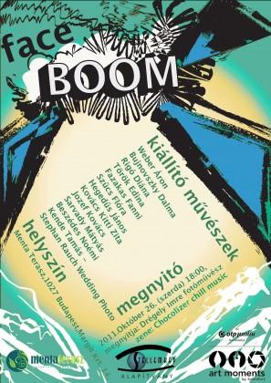2011 face-boom-4 szk dipl kiáll plakát