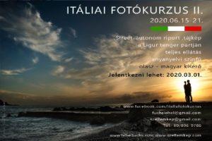 Itáliai fotókurzus – Olaszországi fotótábor a Szellemkép szervezésében